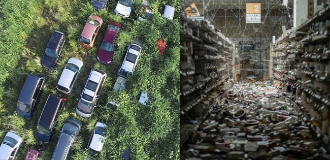 12 Eerie Pictures Of Fukushima Ghost Towns Taken  Five Years After The Horrible Nuclear Disaster